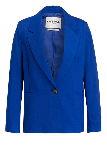 ESSENTIEL ANTWERP Blazer SINCERELY , Farbe: BLAU (Bild 1)