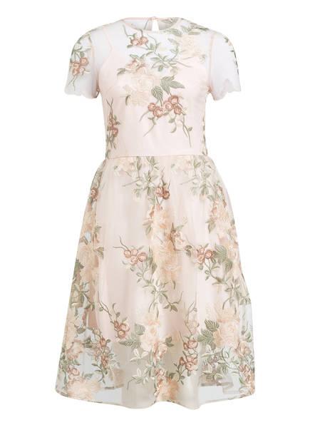 Chi Chi LONDON Kleid , Farbe: NUDE/ GRÜN (Bild 1)