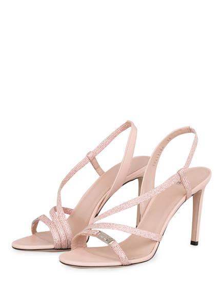 HUGO Sandaletten MAYFAIR, Farbe: ROSE (Bild 1)