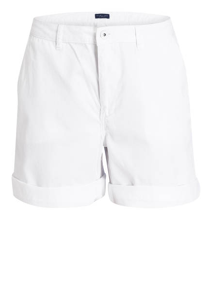 DARLING HARBOUR Chino-Shorts, Farbe: WEISS (Bild 1)