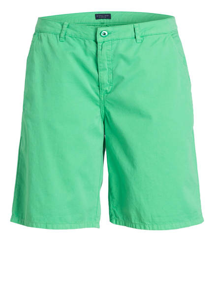 DARLING HARBOUR Chino-Shorts, Farbe: GRÜN (Bild 1)