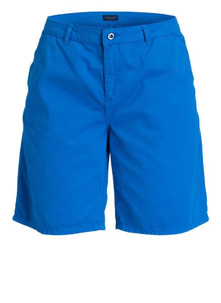 darling harbour Chino-Shorts, Farbe: BLAU (Bild 1)
