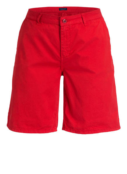 DARLING HARBOUR Chino-Shorts, Farbe: ROT (Bild 1)