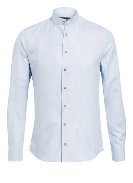 CocoVero Trachtenhemd FINLEY Slim Fit , Farbe: HELLBLAU (Bild 1)