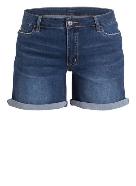DARLING HARBOUR Jeans-Shorts, Farbe: BLAU (Bild 1)