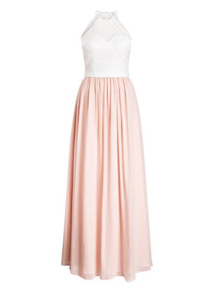 LAONA Abendkleid, Farbe: WEISS/ HELLROSA (Bild 1)