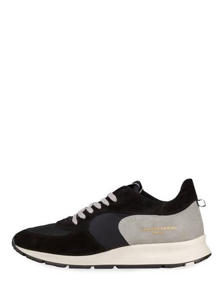 Sneaker MONTE CARLO von PHILIPPE MODEL   SCHWARZ