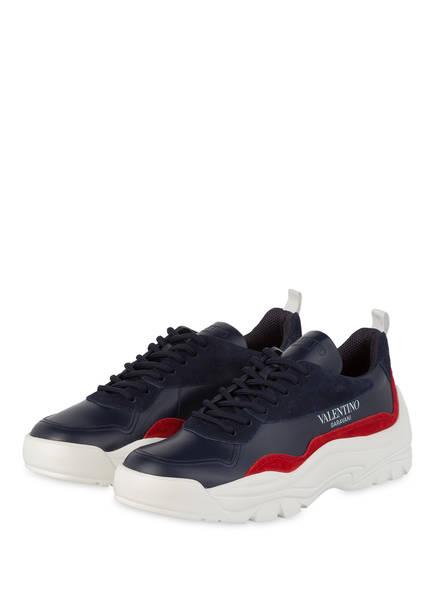 VALENTINO GARAVANI Sneaker GUMBOY, Farbe: DUNKELBLAU/ ROT (Bild 1)