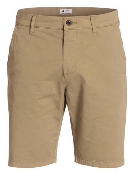 NN07 Chino-Shorts, Farbe: KHAKI (Bild 1)