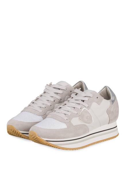 PHILIPPE MODEL Sneaker TROPEZ , Farbe: GRAU (Bild 1)