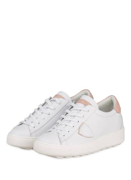 PHILIPPE MODEL Sneaker MADELEINE , Farbe: WEISS (Bild 1)