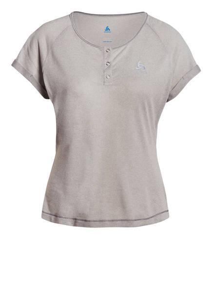 odlo T-Shirt MODELL ELEMENT, Farbe: GRAU MELIERT (Bild 1)