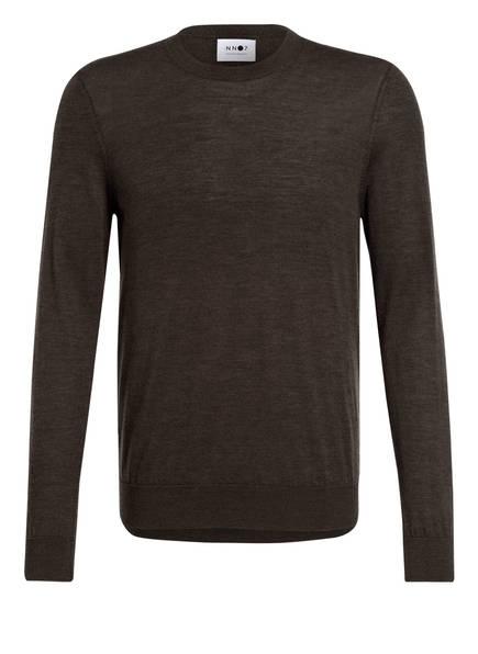 NN07 Pullover TED, Farbe: GRÜN (Bild 1)