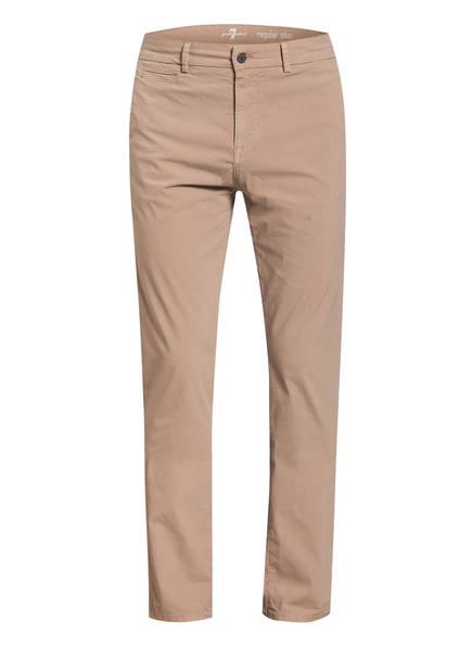 7 for all mankind Chino SLIMMY Regular Slim Fit , Farbe: BEIGE (Bild 1)