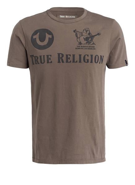 TRUE RELIGION T-Shirt, Farbe: OLIV (Bild 1)