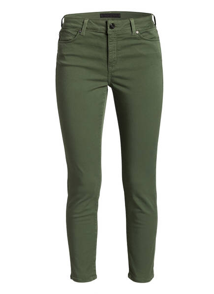 BOGNER Skinny-Jeans JULIE, Farbe: GRÜN (Bild 1)