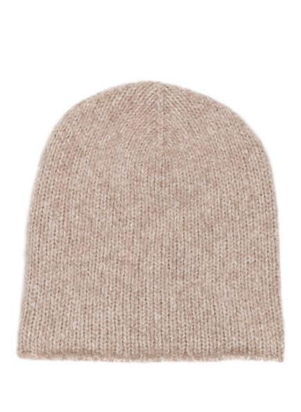 MARCCAIN Cashmere-Mütze, Farbe: 165 SAND (Bild 1)