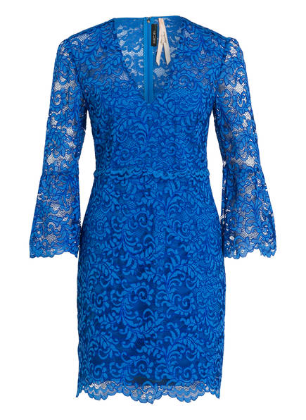 MARCCAIN Spitzenkleid , Farbe: 369 royalblau EB exclusiv (Bild 1)