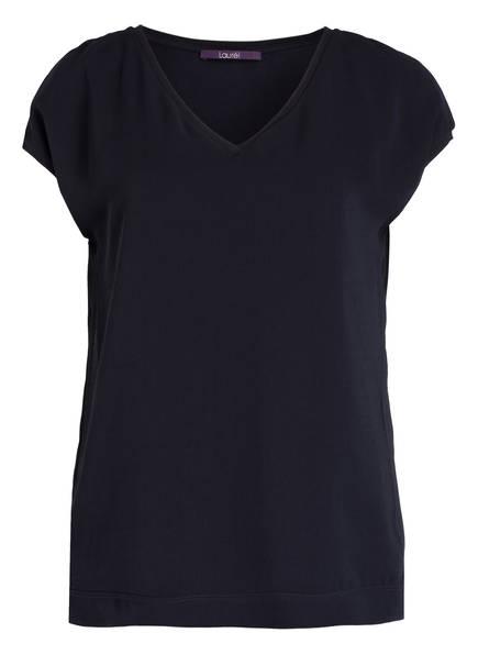 Laurèl Blusenshirt, Farbe: DUNKELBLAU (Bild 1)