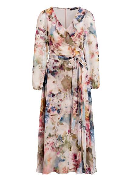 SWING Kleid , Farbe: HELLROSA/ HELLBLAU/ GRÜN (Bild 1)