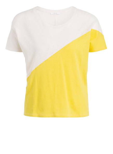 OPUS T-Shirt SOLORA, Farbe: CREME/ GELB (Bild 1)