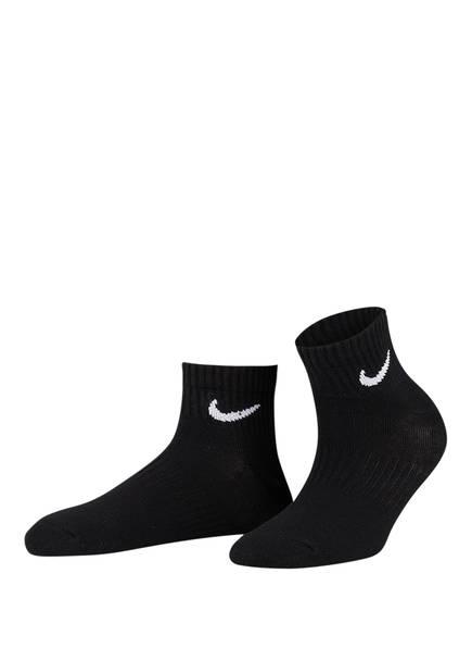 Nike 3er-Pack Sportsocken , Farbe: SCHWARZ (Bild 1)