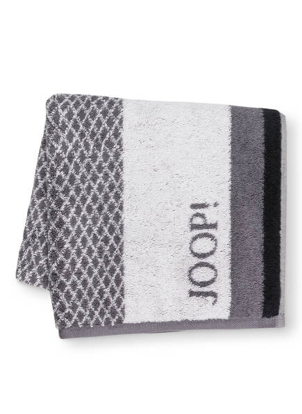 JOOP! Handtuch DIAMOND, Farbe: DUNKELGRAU/ HELLGRAU (Bild 1)