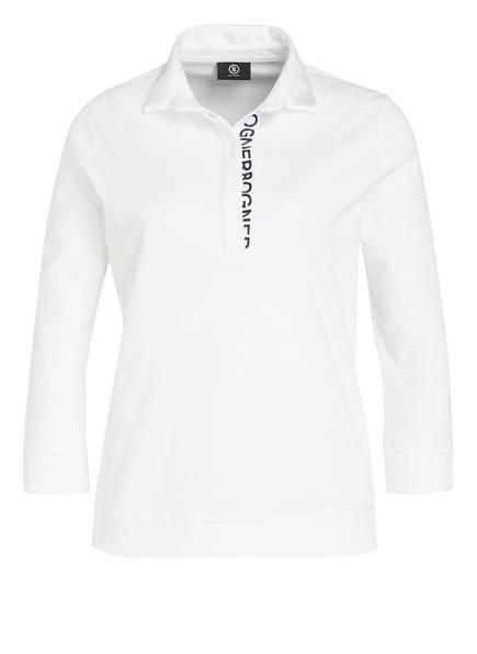 BOGNER Piqué-Poloshirt OLIANA , Farbe: WEISS (Bild 1)