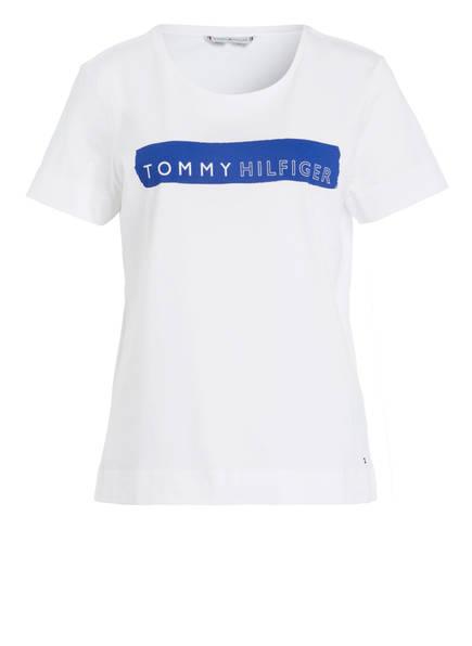 TOMMY HILFIGER T-Shirt BILLIE, Farbe: WEISS (Bild 1)