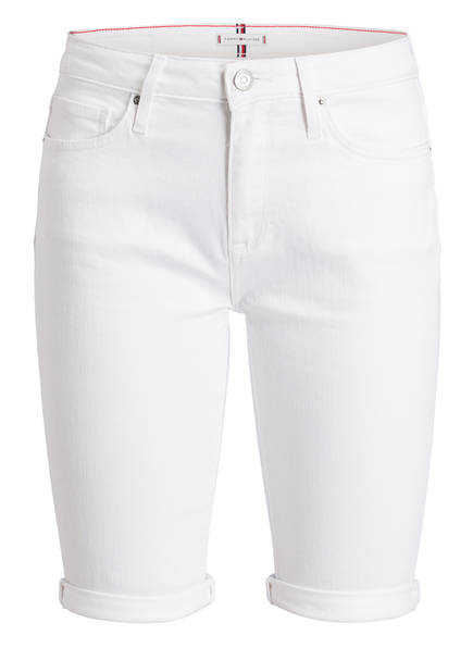 TOMMY HILFIGER Jeans-Shorts VENICE , Farbe: WEISS (Bild 1)
