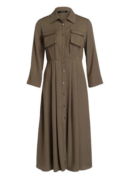 RINASCIMENTO Hemdblusenkleid, Farbe: OLIVE (Bild 1)