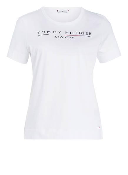 TOMMY HILFIGER T-Shirt CHRISTA, Farbe: WEISS (Bild 1)
