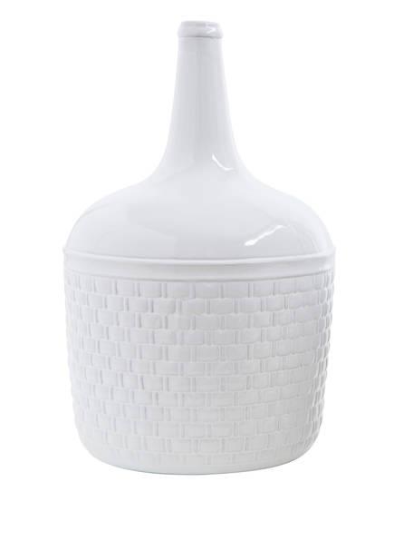Bloomingville Vase, Farbe: WEISS (Bild 1)