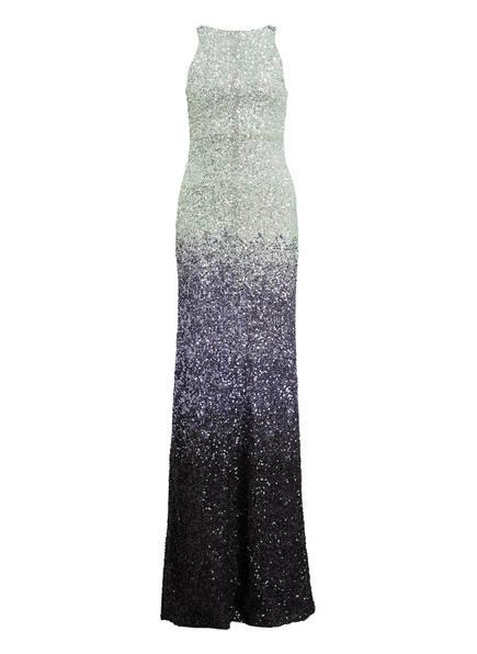 OLVI'S Abendkleid, Farbe: SILBER/ SCHWARZ (Bild 1)