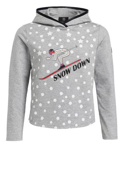 BOGNER Sweatshirt FINNI, Farbe: GRAU MELIERT (Bild 1)