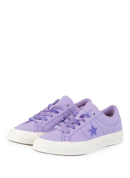 CONVERSE Sneaker ONE STAR, Farbe: FLIEDER (Bild 1)
