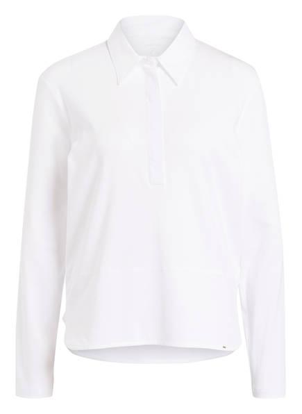 MARCCAIN Blusenshirt , Farbe: 100 WHITE (Bild 1)