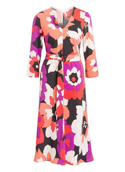 MARCCAIN Kleid mit 3/4-Arm , Farbe: 733 PETUNIA (Bild 1)