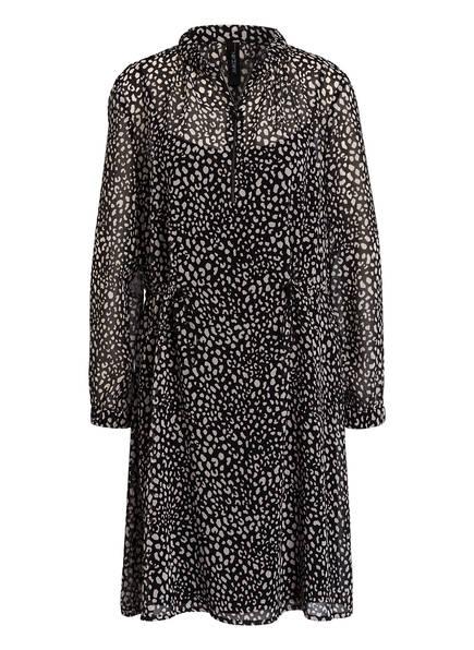 MARCCAIN Kleid , Farbe: 910 BLACK & WHITE (Bild 1)