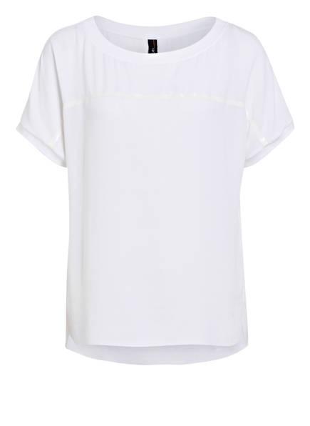 MARCCAIN Blusenshirt, Farbe: 100 WHITE (Bild 1)