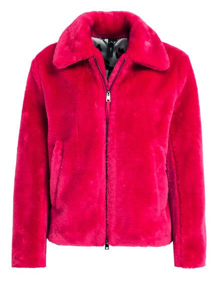 MARCCAIN Jacke , Farbe:  268 POP PINK (Bild 1)