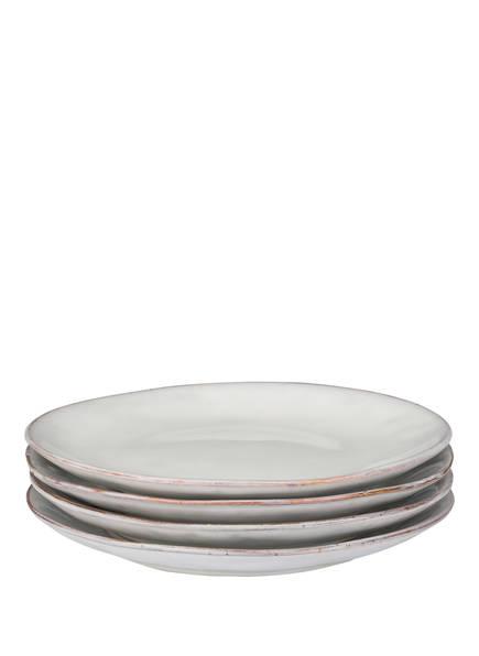 BROSTE COPENHAGEN 4er-Set Dessertteller , Farbe: NORDIC SAND (Bild 1)