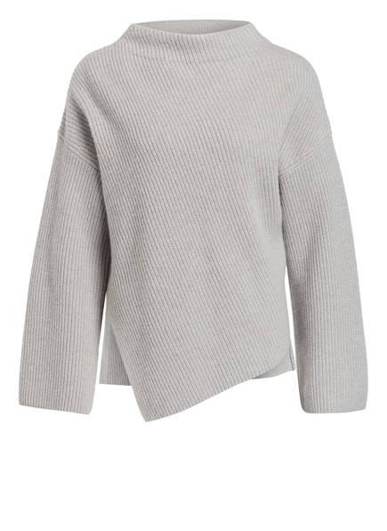BOSS Cashmere-Pullover FAURORA, Farbe: GRAU (Bild 1)