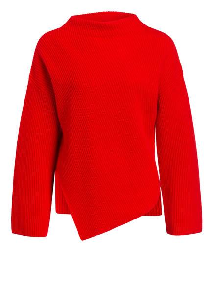 BOSS Cashmere-Pullover FAURORA, Farbe: ROT (Bild 1)
