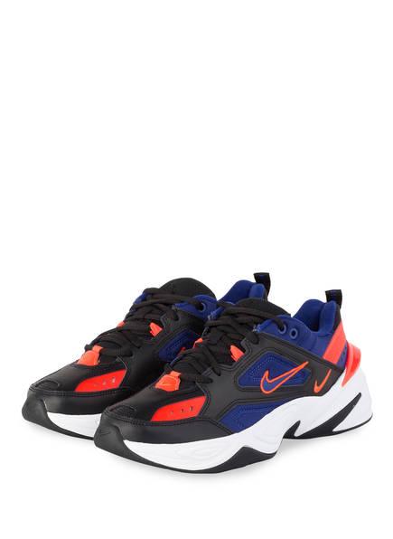 Nike Sneaker M2K TEKNO, Farbe: SCHWARZ/ BLAU/ ROT (Bild 1)