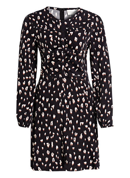 damsel in a dress Kleid MARTHA, Farbe: DUNKEL BRAUN/ WEISS/ HELLBRAUN (Bild 1)