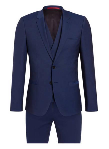 HUGO Anzug ARTI/HESTEN Extra Slim Fit , Farbe: DUNKELBLAU (Bild 1)