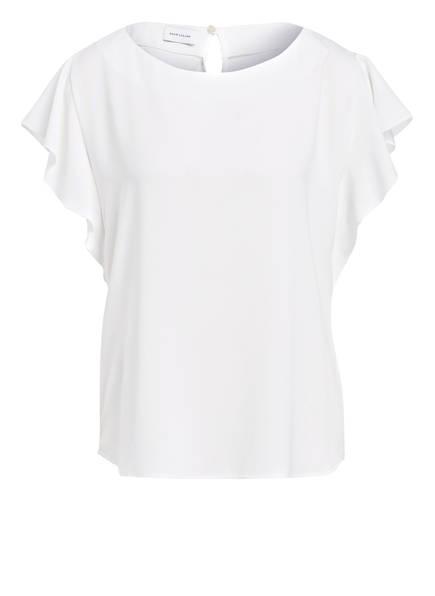 RENÉ LEZARD Blusenshirt, Farbe: WEISS (Bild 1)