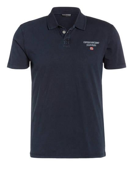 NAPAPIJRI Poloshirt EONTHE, Farbe: DUNKELBLAU (Bild 1)