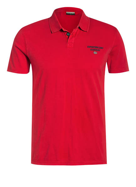 NAPAPIJRI Poloshirt EONTHE, Farbe: ROT (Bild 1)